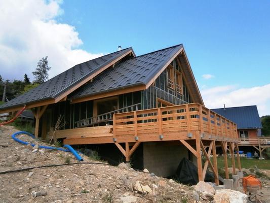 construction bois isere