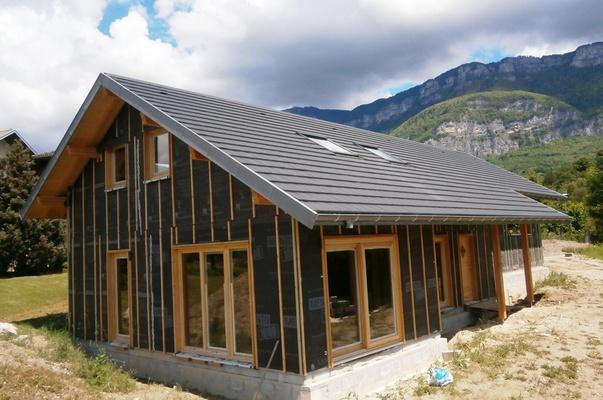 Maison Bbc   Ais Les Bains Drumettaz Clarafond    Savoie
