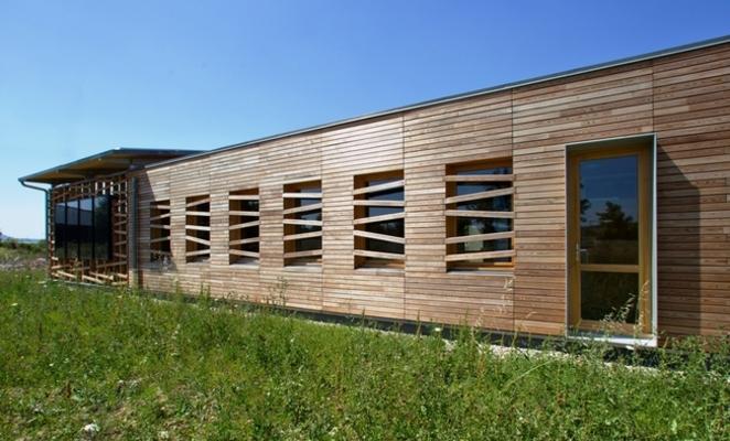 Pollen construction constructeur maison ossature bois savoie