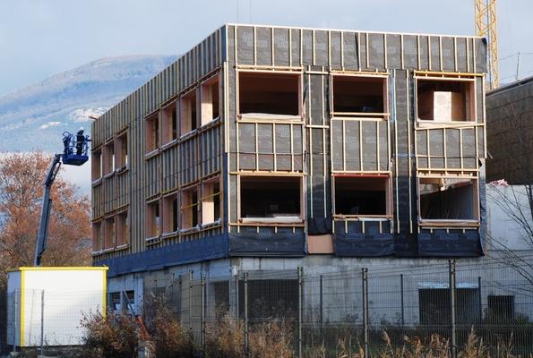 Bâtiments de bureaux 1581 saint baldoph chambery 73