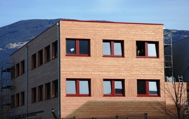 Construction ossature bois ib créations